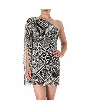 Kaleidoscope Print Dress - newlook.co.uk